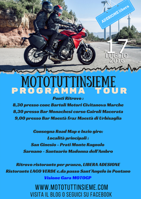 locandina Mototuttinsieme 2016